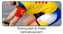 Shoulder & Knee Anthroscopy